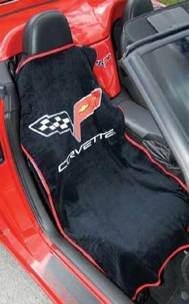 Seat Armour Seat Towels For C4 C5 And C6 Corvettes